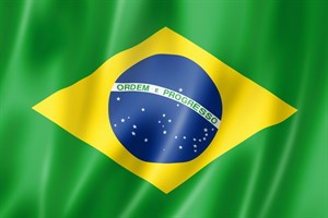 Brazil Full -size Flag